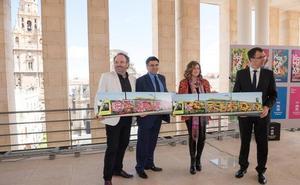 Muher vestirá de flores el Tranvía de Murcia durante las fiestas de primavera