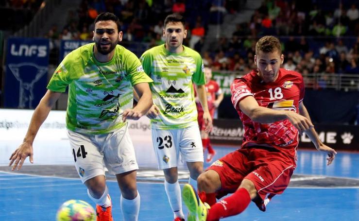ElPozo se estrella contra Sarmiento