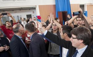 La Abogacía del Estado acusa a la Generalitat de usar parte de la financiación autonómica en el 1-O