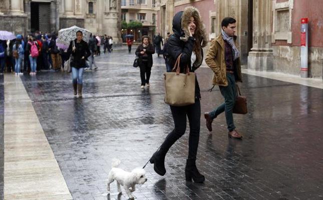Un frente siberiano llega a España: hasta 12 grados menos de lo normal en estas fechas