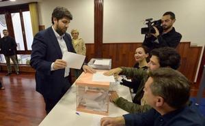 López Miras anuncia que habrá cambios en el PP tras el Congreso del partido