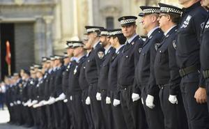La Policía Local de Murcia conmemora el día de San Patricio