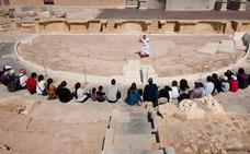 Tres culturas y el Teatro Romano
