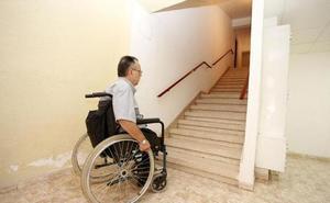 Las viviendas murcianas suspenden en accesibilidad