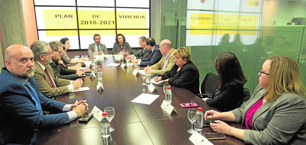Las víctimas de desahucios recibirán 400 euros al mes para el alquiler
