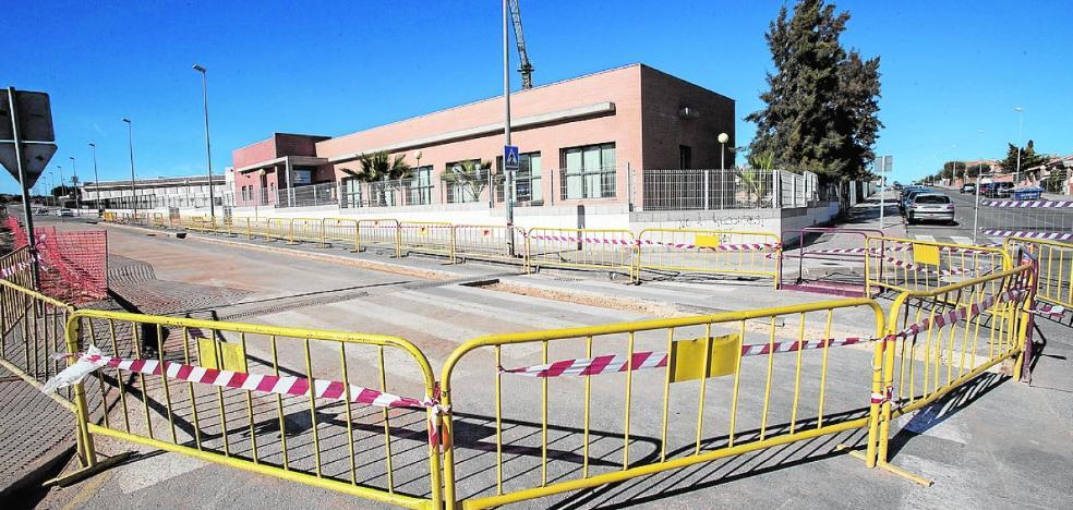 Astus abrirá en abril su residencia en Cartagena tras esperar tres meses la conexión al alcantarillado