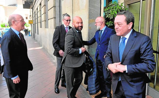 José María Albarracín seguirá otros cuatro años al frente de la patronal