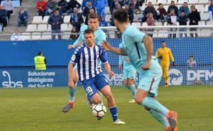 Ortolá evita la victoria del Lorca FC