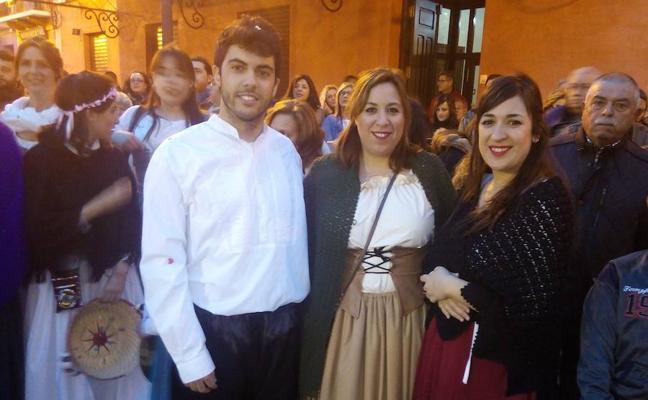 Mula rememora el Siglo de Oro español
