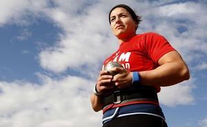 La lorquina Úrsula Ruiz, aspirante a ser elegida mejor atleta de 2017