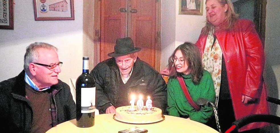Lebrilla de Oro para el 'Tío Juan Rita'