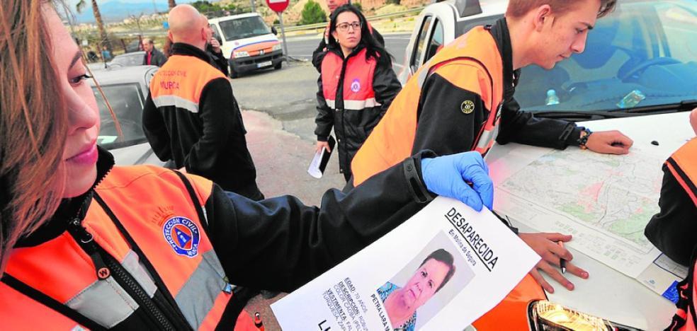 Molina se moviliza para localizar a una vecina enferma desaparecida