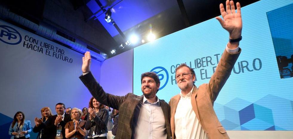 Rajoy apela al PSOE para alcanzar pactos sobre agua y financiación autonómica