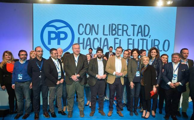 Quién es quién en el «nuevo» PP de López Miras