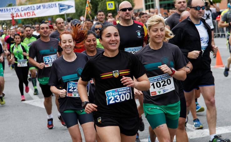 39 edición de la Media Maratón Ciudad de Murcia