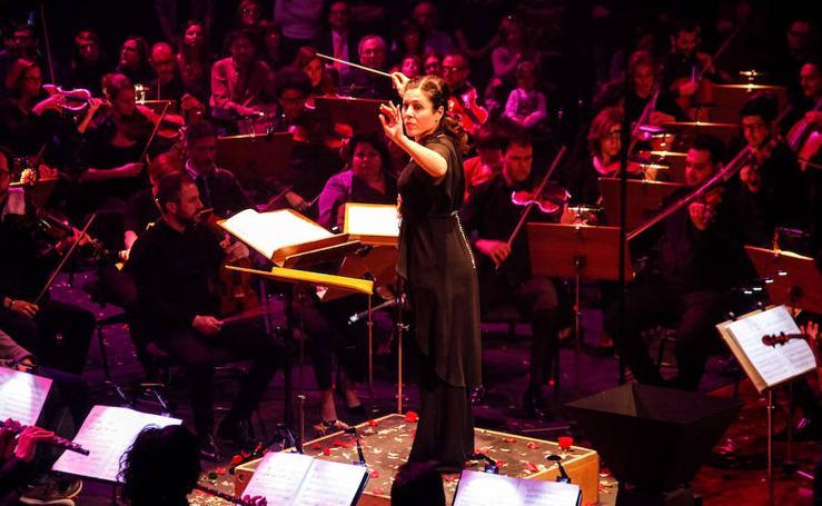 Concierto 'OSRM 360º. Música por dentro' en el Teatro Circo de Murcia