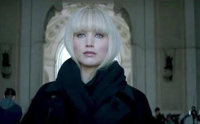 Jennifer Lawrence, ahora espía
