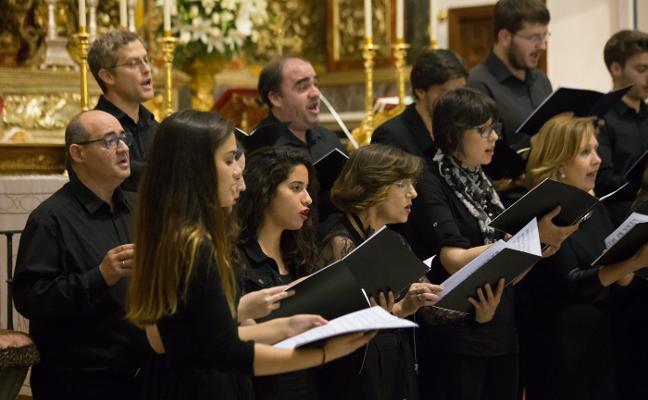 Más de cien personas unirán sus voces para interpretar la música de Bach en Cartagena