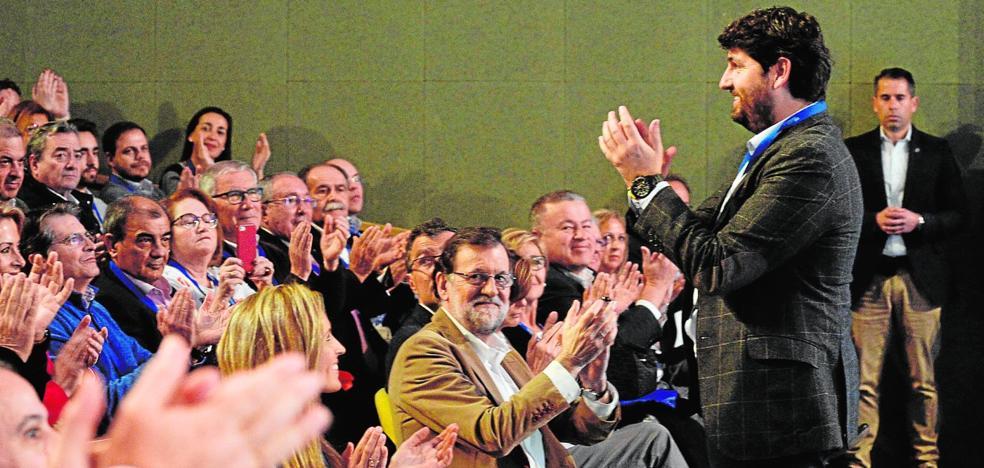 López Miras corta amarras con el pasado con una profunda renovación del PP
