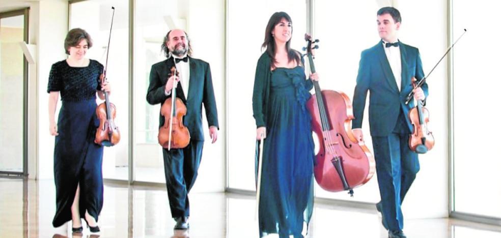 El cuarteto Ilca recuerda a Peris Lacasa con Beethoven y Haydn