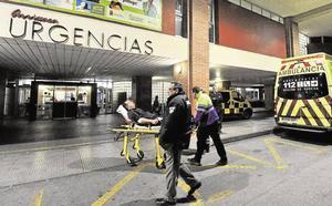 Continúa la búsqueda del preso fugado tras ser trasladado a La Arrrixaca
