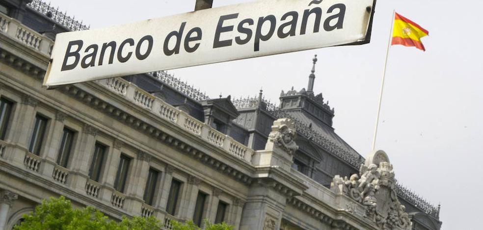 El Banco de España advierte de que el alza salarial de los funcionarios y mayores pensiones ponen en riesgo el déficit