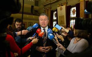 Bernabé rechaza ir a la comisión parlamentaria de seguimiento de la entrada del AVE
