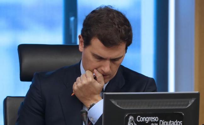 Ciudadanos abandona la comisión territorial y carga contra el PSOE