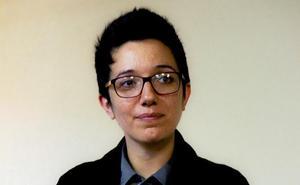 La investigadora en ética animal Catia Faria