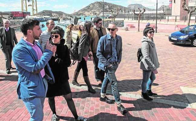 El arreglo de cinco plazas y edificios de Santa Lucía comenzará en 2019