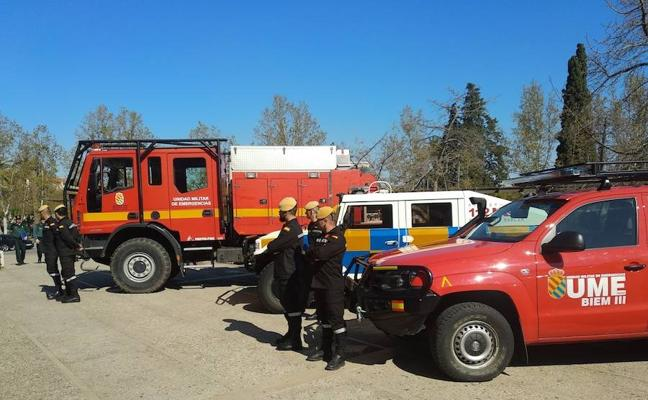 La Comunidad y la UME ultiman los preparativos del ejercicio que simulará una emergencia de interés nacional