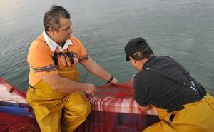 Los pescadores de San Pedro del Pinatar advierten de la reducción de especies en el Mar Menor