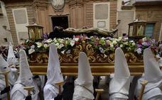 Procesiones de Murcia: Horario e itinerario de todas las procesiones de Sábado Santo (31 de marzo)