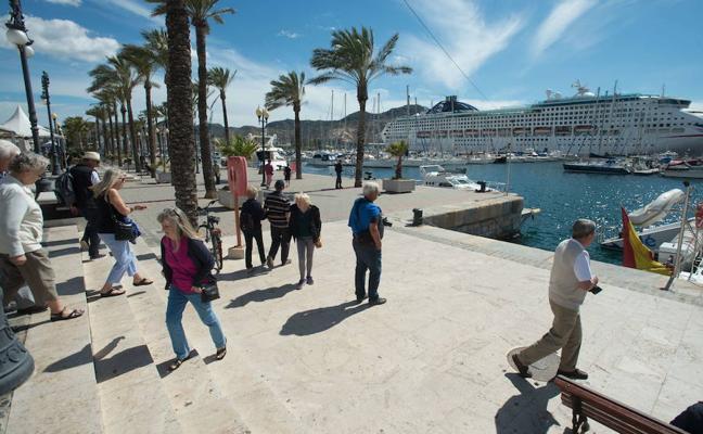 Turismo prevé una ocupación hotelera por encima del 90% en Semana Santa en la Región