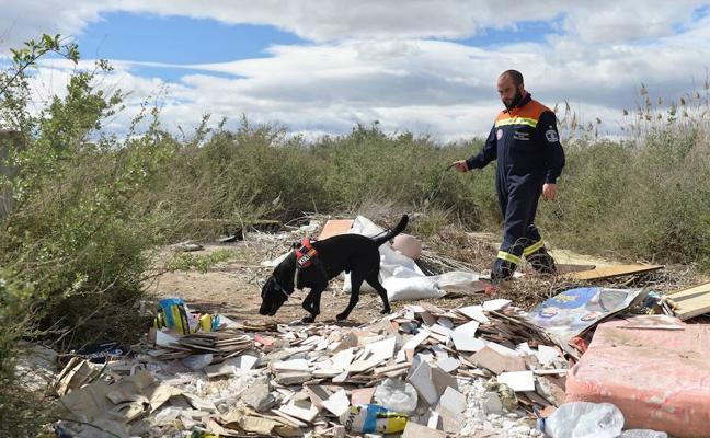 La búsqueda de la vecina de Molina desaparecida se extiende a Alguazas y Las Torres