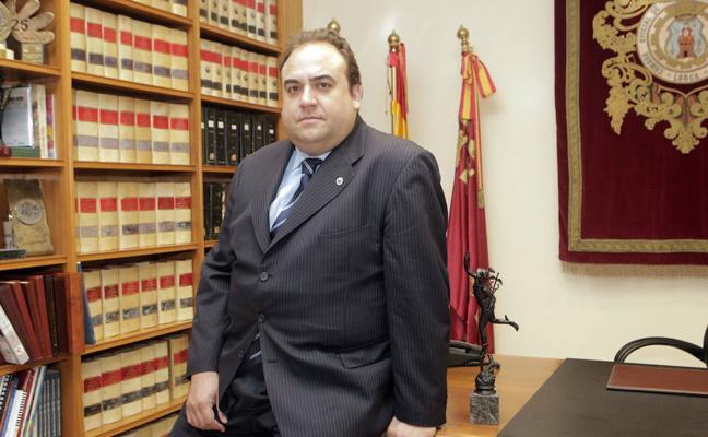 Juan Francisco Gómez, reelegido por aclamación presidente de la Cámara de Comercio de Lorca