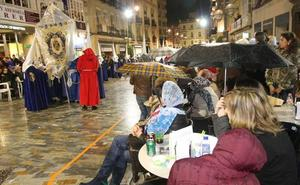 La Semana Santa arrancará con lluvias en la Región