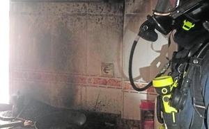 La investigación de los incendios, en un manual de la UPCT