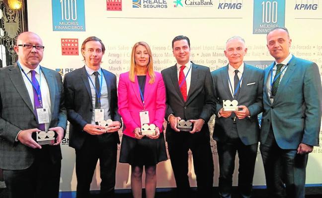 Cinco directivos murcianos en el 'top cien' nacional de KPMG