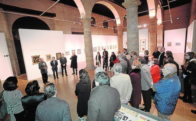 La obra de los hermanos Aguirre, en el Palacio Almudí