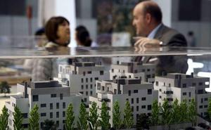Las nuevas hipotecas suben casi un 10% durante enero en la Región
