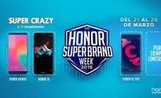 Honor vende móviles a 1 euro