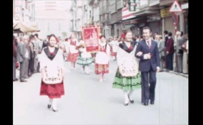 Imágenes históricas del Viernes de Dolores en Cartagena