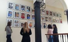 La UMU estrena una galería doctores 'honoris causa' en La Convalecencia