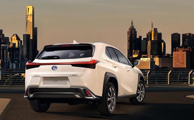 UX, el cuarto Suv híbrido de Lexus