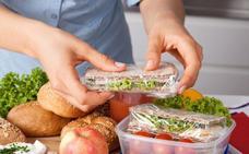 Guía para elegir bien el almuerzo que los niños se llevan al colegio