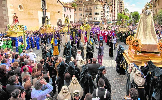 Cieza, relatos procesionales con más de cinco siglos de historia