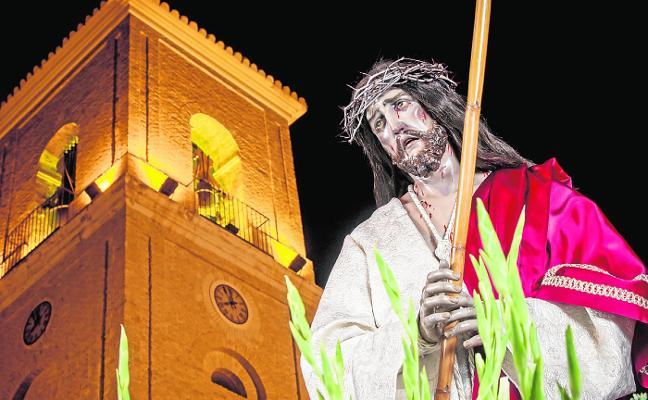 El fervor cofrade inunda Archena con procesiones llenas de emoción