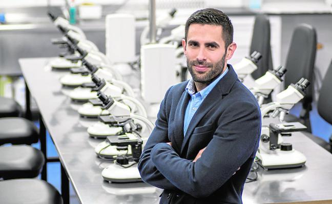 Javier Jiménez Ortiz: «Las nuevas tecnologías marcan el éxito o el fracaso de una idea»