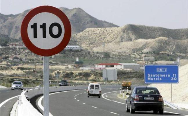 La DGT planea una polémica modificación de los límites de velocidad en carreteras